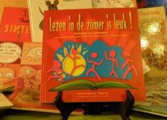 De Rugzak/Leesmaatjes: lezen in de zomer is leuk